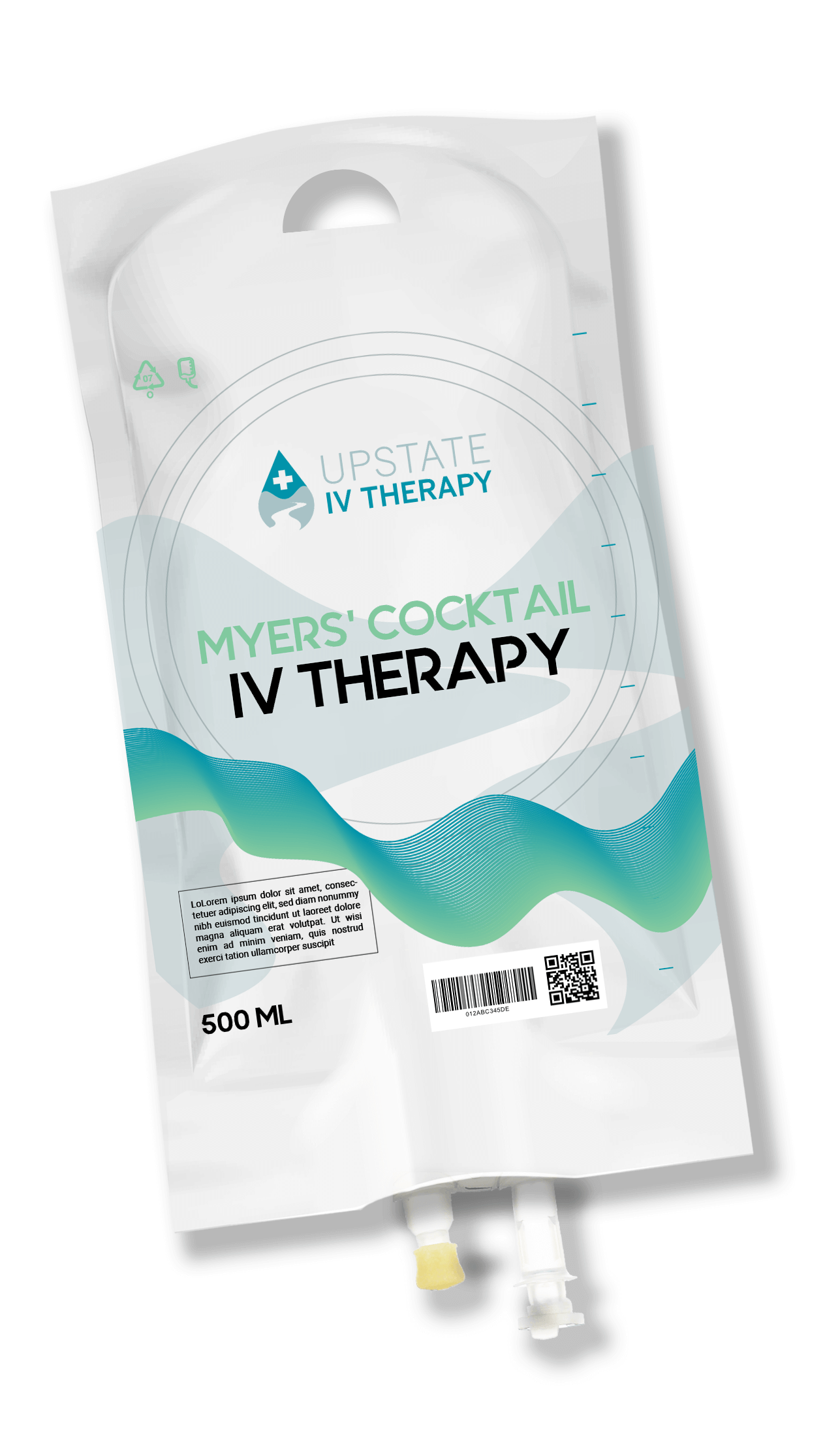 IV Myers Cocktail Infusion Bag